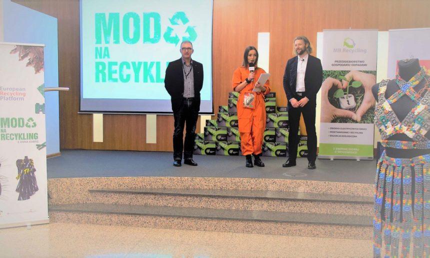 MODA NA RECYKLING W KIELCACH