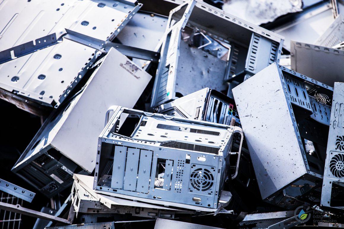 Co zaliczamy do elektrycznych śmieci?