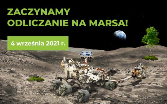 Pierwsze w Polsce łaziki z recyklingu lądują na Marsie – zaproszenie na wydarzenie Kielce 4.09.2021